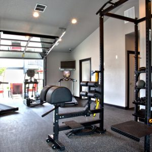 24 Hour State of the Art Fitness Center